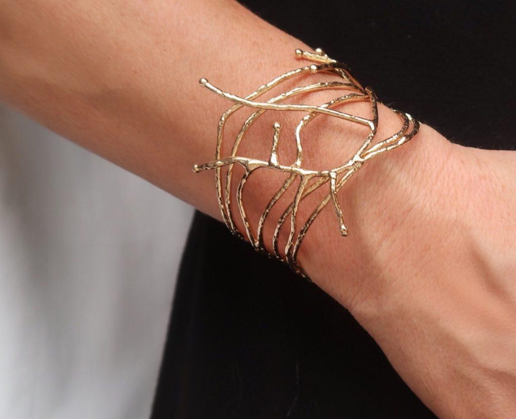 Glamorous Moms World Vision Gold Bracelet