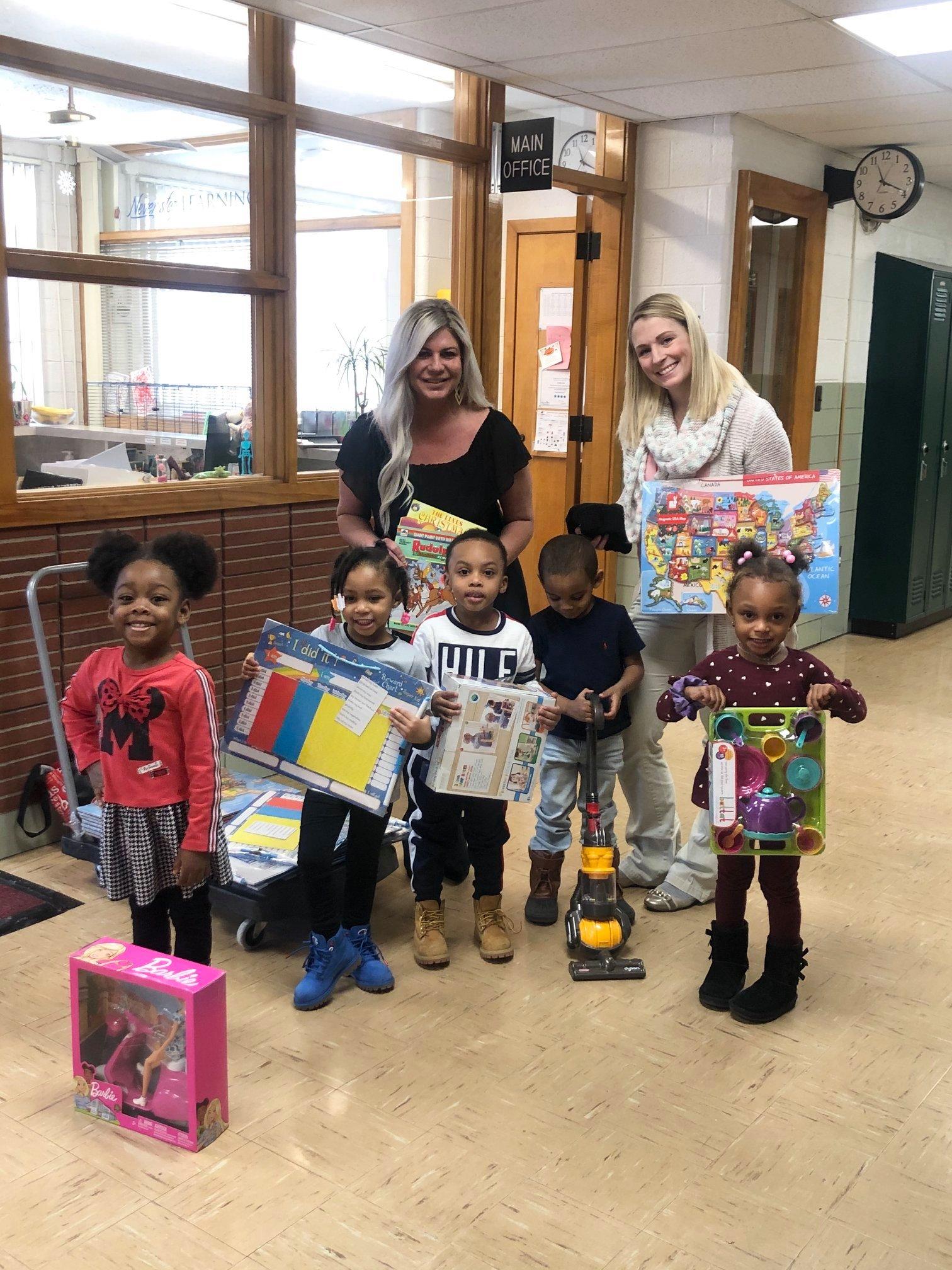 Glamorous Moms Foundation Eastpointe Community Schools