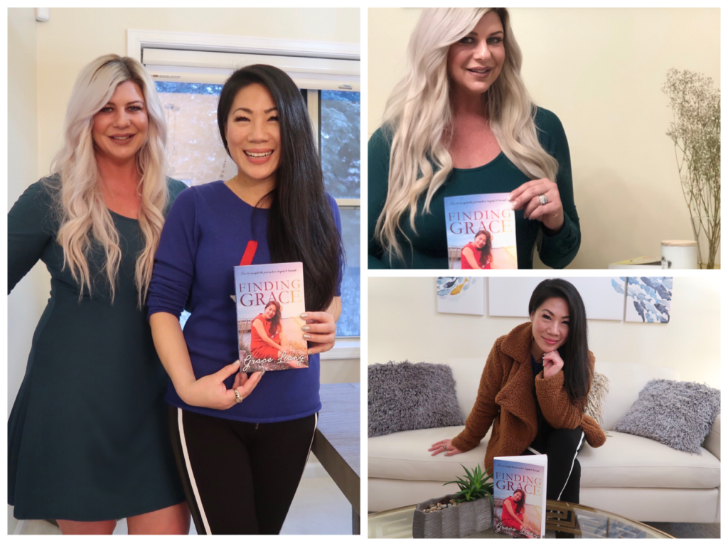 GirlTalk! Interview with Author Grace Liang and Lifestyle Blogger Shannon Lazovski.