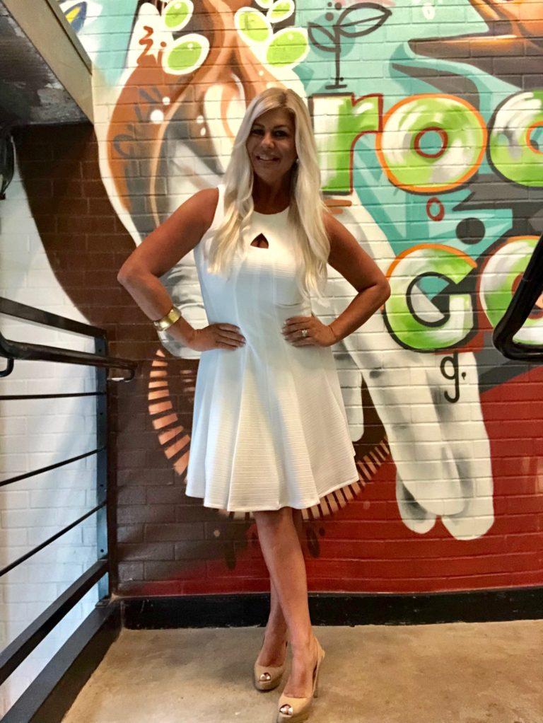 Lifestyle blogger Shannon Lazovski visits Brome Eatery in Detroit.