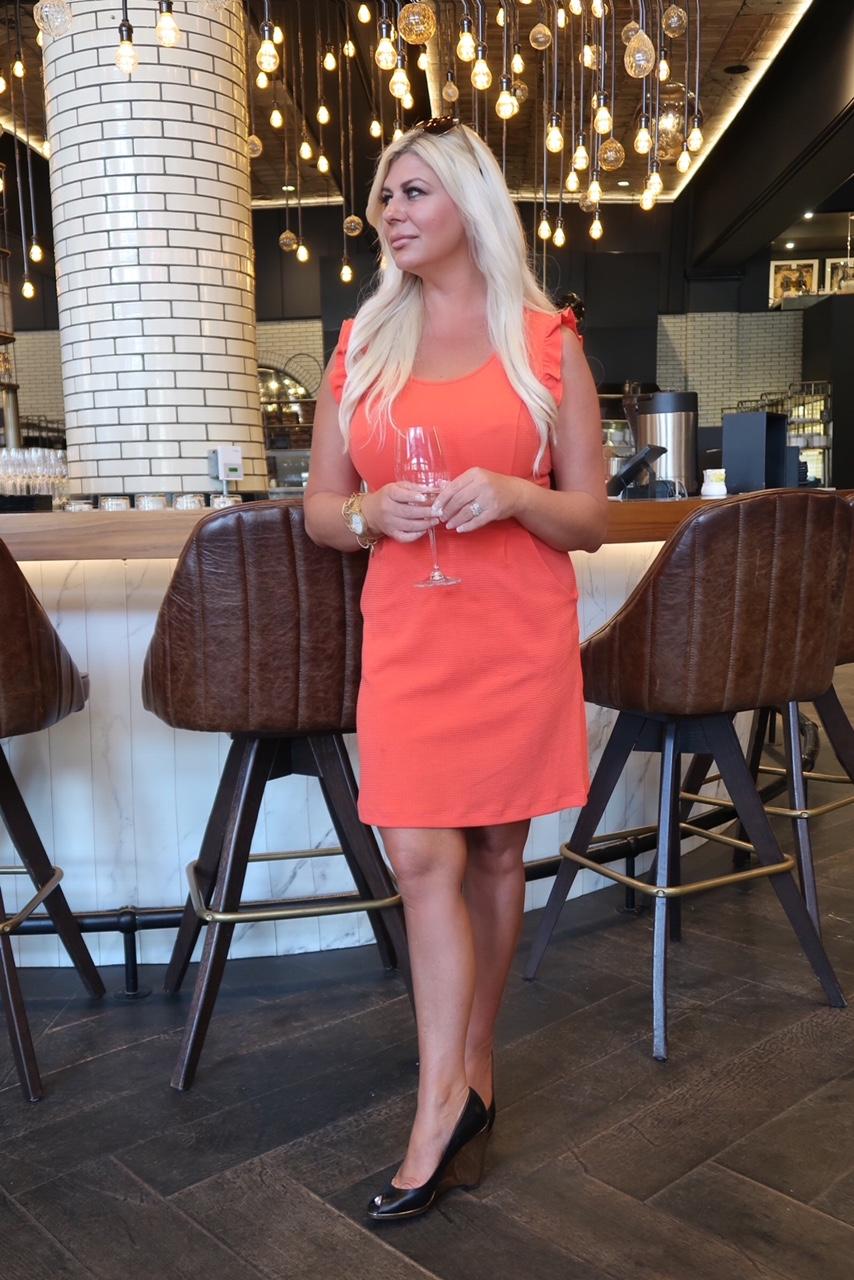 Shannon Lazovski at Detroit Foundation Hotel